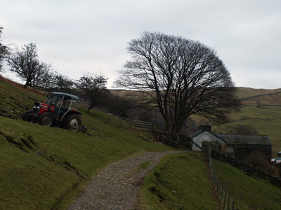 High Skelghyll Farm