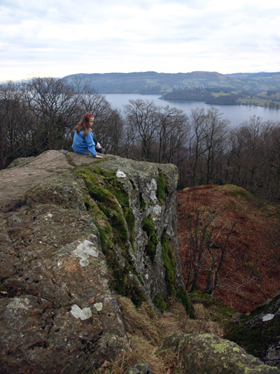 Windermere from Jenkyns Crag