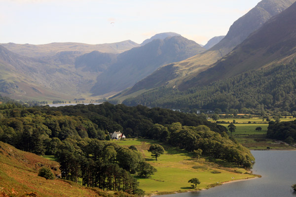 heading to Buttermere