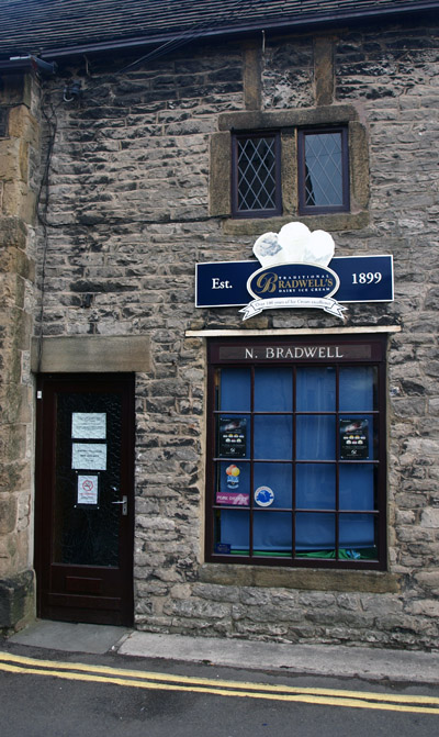 Bradwell Ice Cream shop