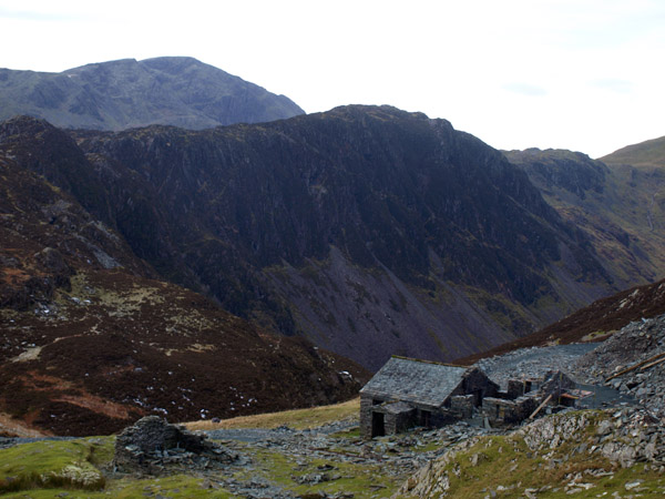 Haystacks from Dubs Quarry