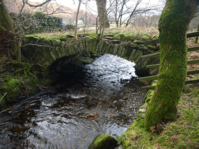 Old Rough How Bridge