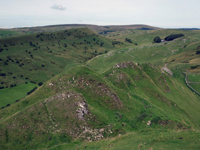 Axe Edge form Chrome Hill