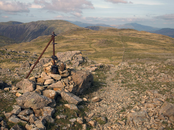 Summit of Brandreth