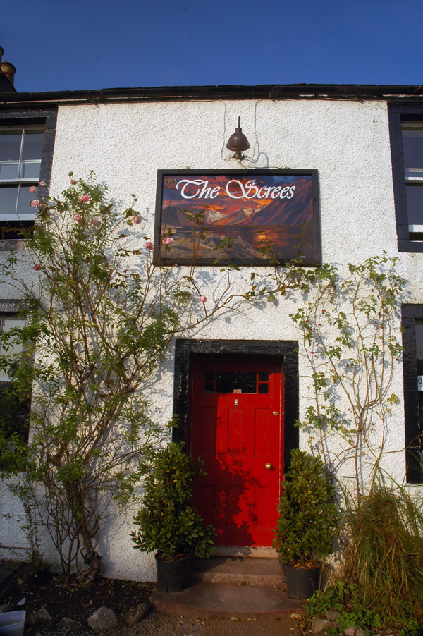 The Screes pub
