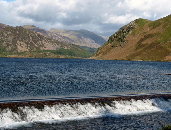 Outflow of Ennerdale Water
