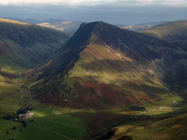 Fleetwith Pike from High Stile