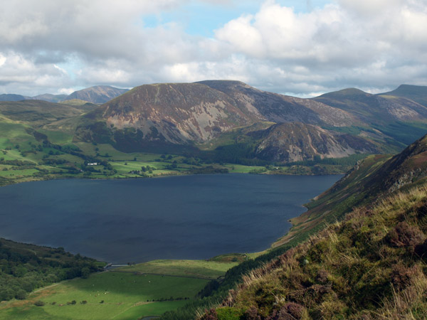 View over Ennerdale Water
