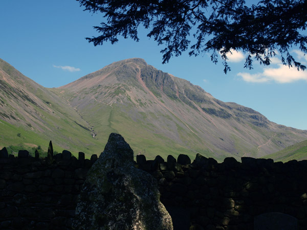 Great Gable form St Olaf's