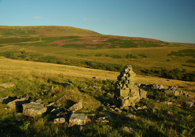 The Greens cairn