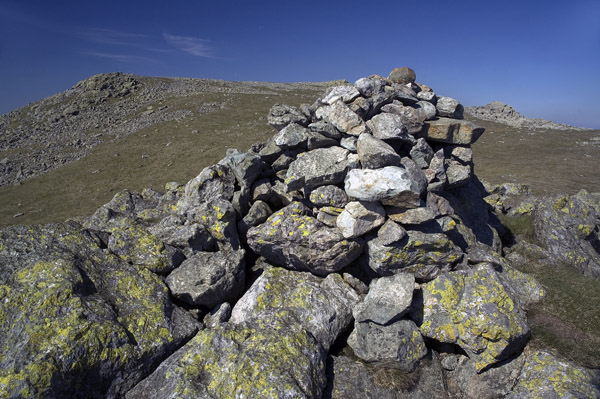 Great Gowder Crag cairn