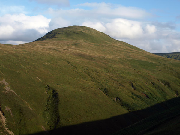 Hen Comb from the Black Crag track