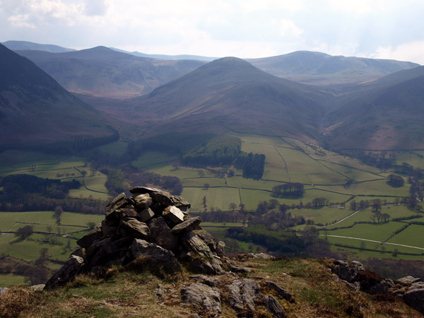 From Darling Fell