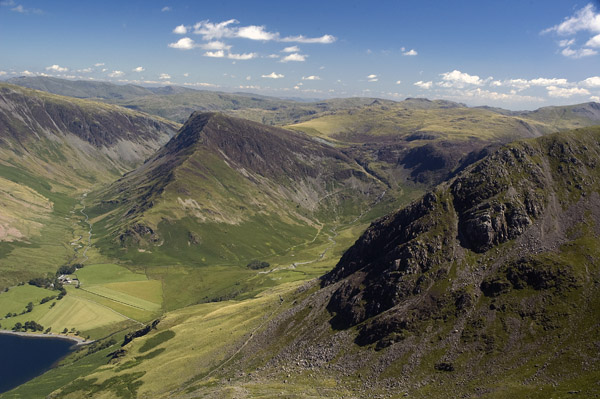 Fleetwith Pike and High Crag