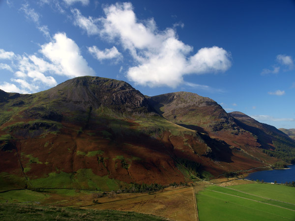 From Fleetwith Pike