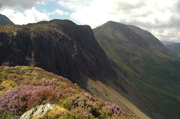 View from Green Crag