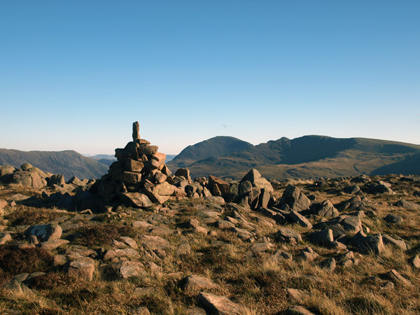 North top cairn