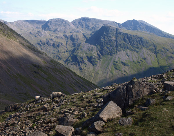 The Scafell again