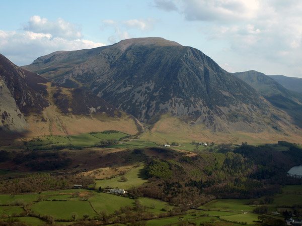 Whiteside and Grasmoor