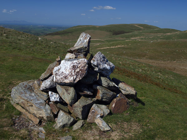 Summit of Darling Fell