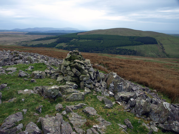 Cairn on Town Bank
