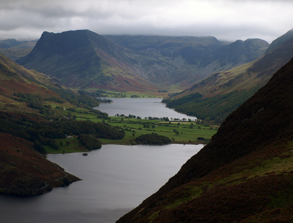 Buttermere vale