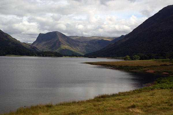 Crummock Water where Scale Beck enters