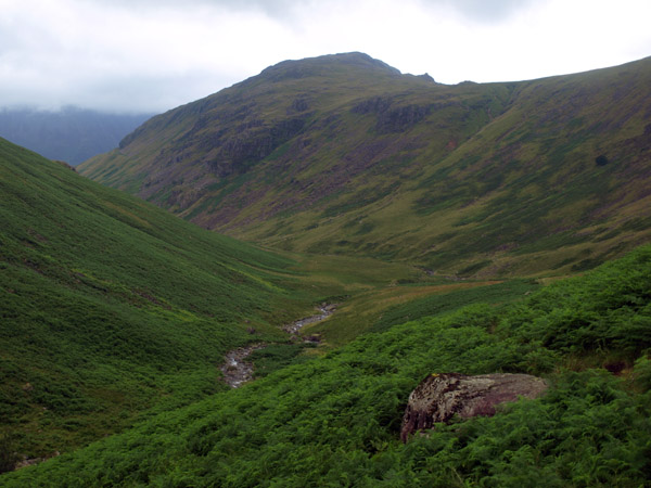 Middle Fell from Nether Beck