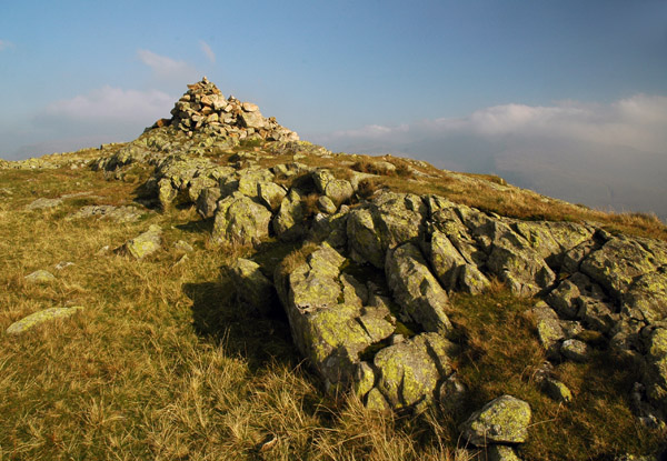 Summit of Middle Fell