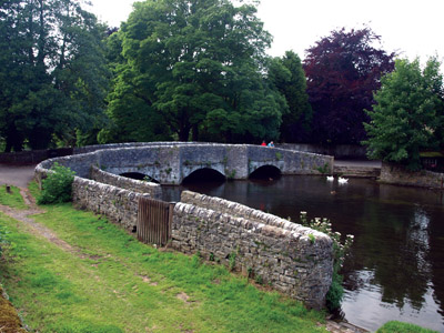 Sheepwash Bridge Ashford-in-the-Water