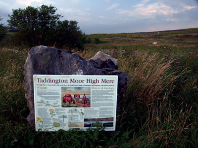 Taddington Moor High Mere