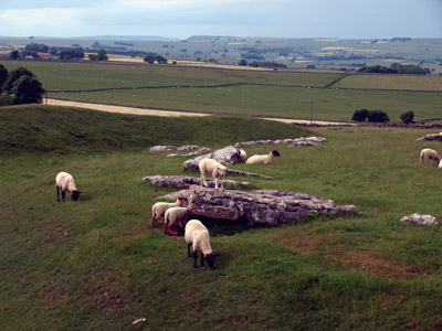 Another aspect of Arbor Low