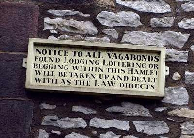 Here be vagabonds