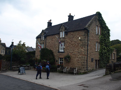The Bowling Green Inn, Winster