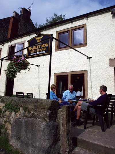 The Barley Mow, Bonsall