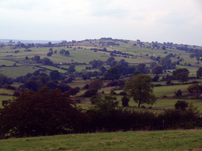 Bonsall Moor from Masson Hill