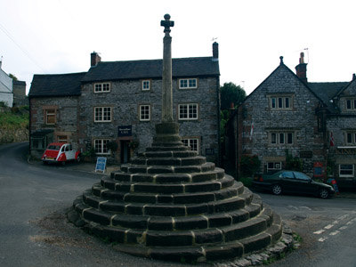 Market Cross Bonsall