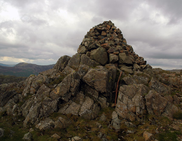 Robinson's Cairn on the High Level Route
