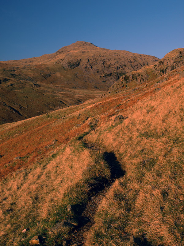 Red Pike from Over Beck