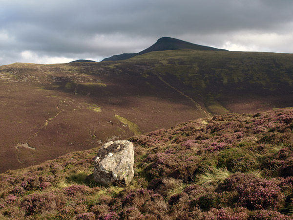 Red Pike from lower part of Lingcomb Edge