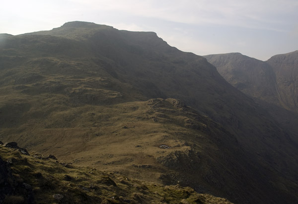 Red Pike from Yewbarrow