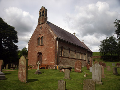 Renwick parish church