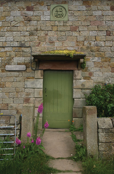 Farmhouse door Harris Close