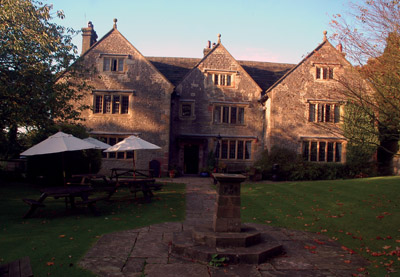Hartington Hall Youth Hostel, the bee's knees in YHA accommodation