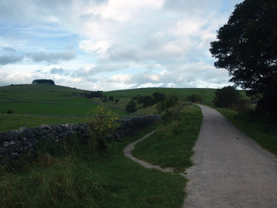 Johnson's Knoll and Tissington Trail