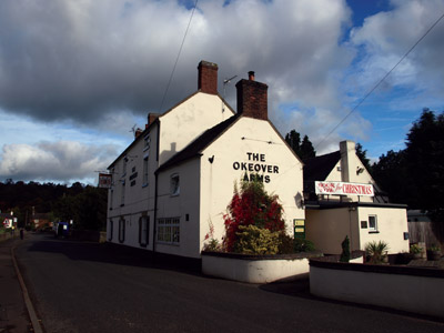 Okeover Arms in Mappleton