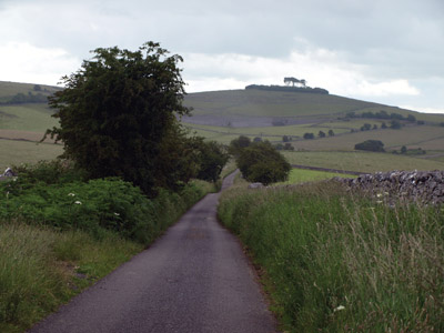 Minninglow from Minninglow Lane