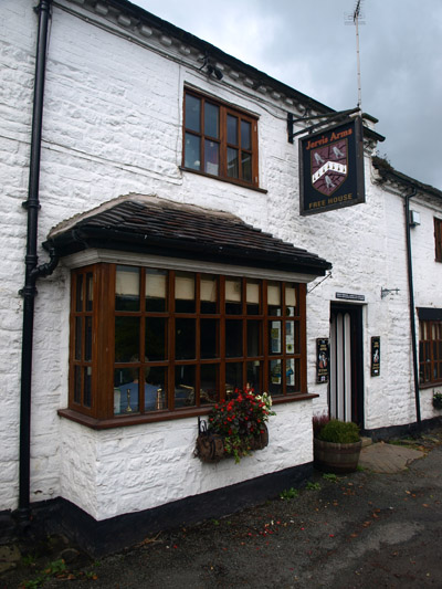 The Jervis Arms