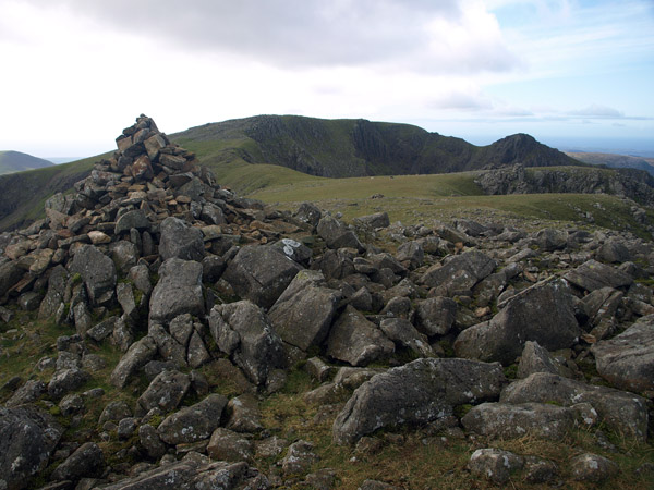 Cairn on Black Crag