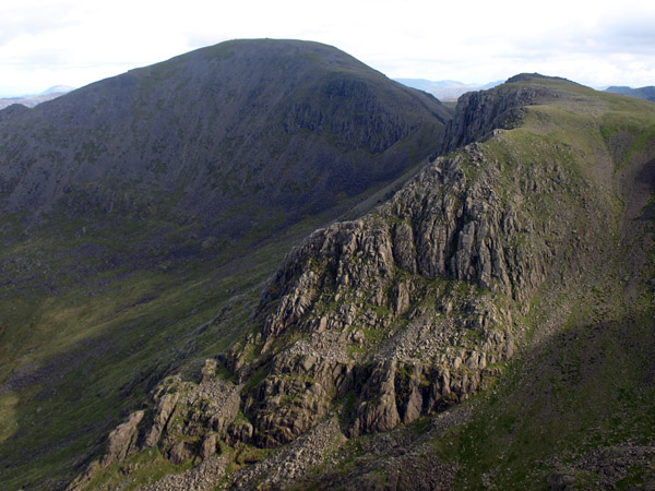 Black Crag from Steeple